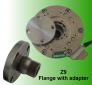 Z9 flangeadapter